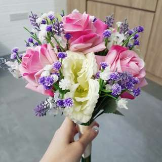 Bridal Artificial Bouquet