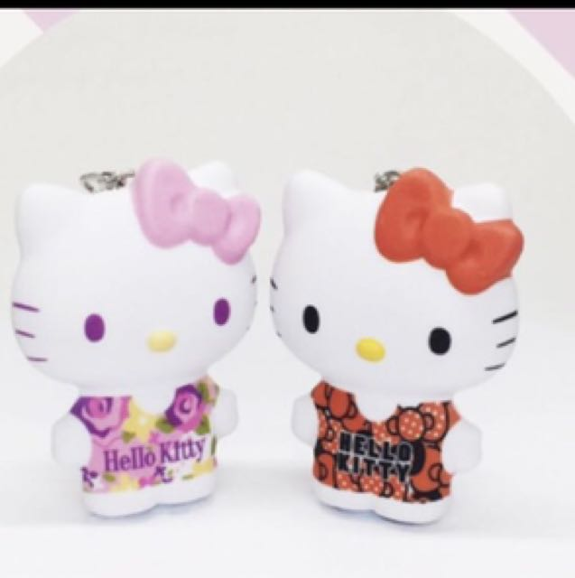 2 for $50 Hello Kitty ezlink charm
