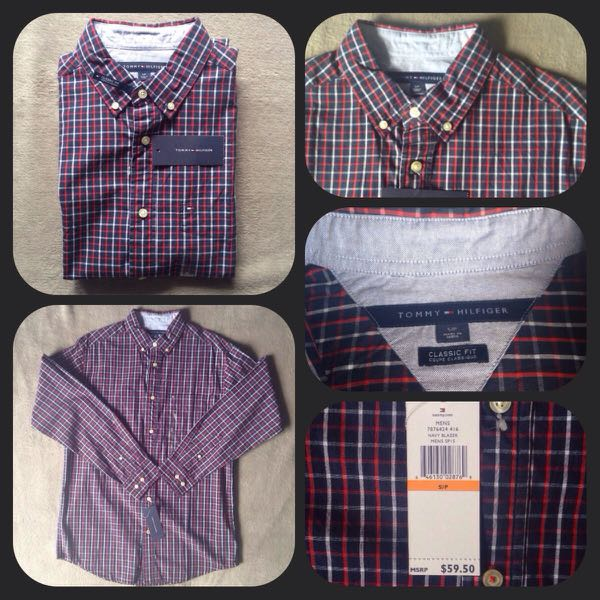 55%+ OFF Authentic Tommy Hilfiger Longsleeves