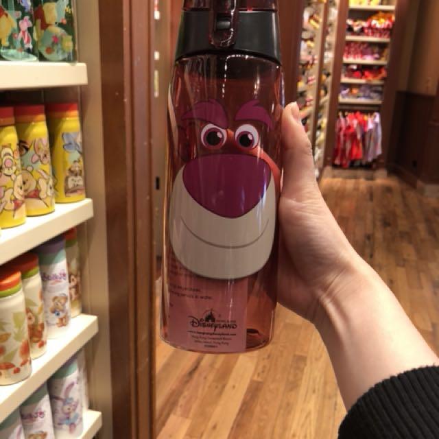 迪士尼熊抱哥水壺