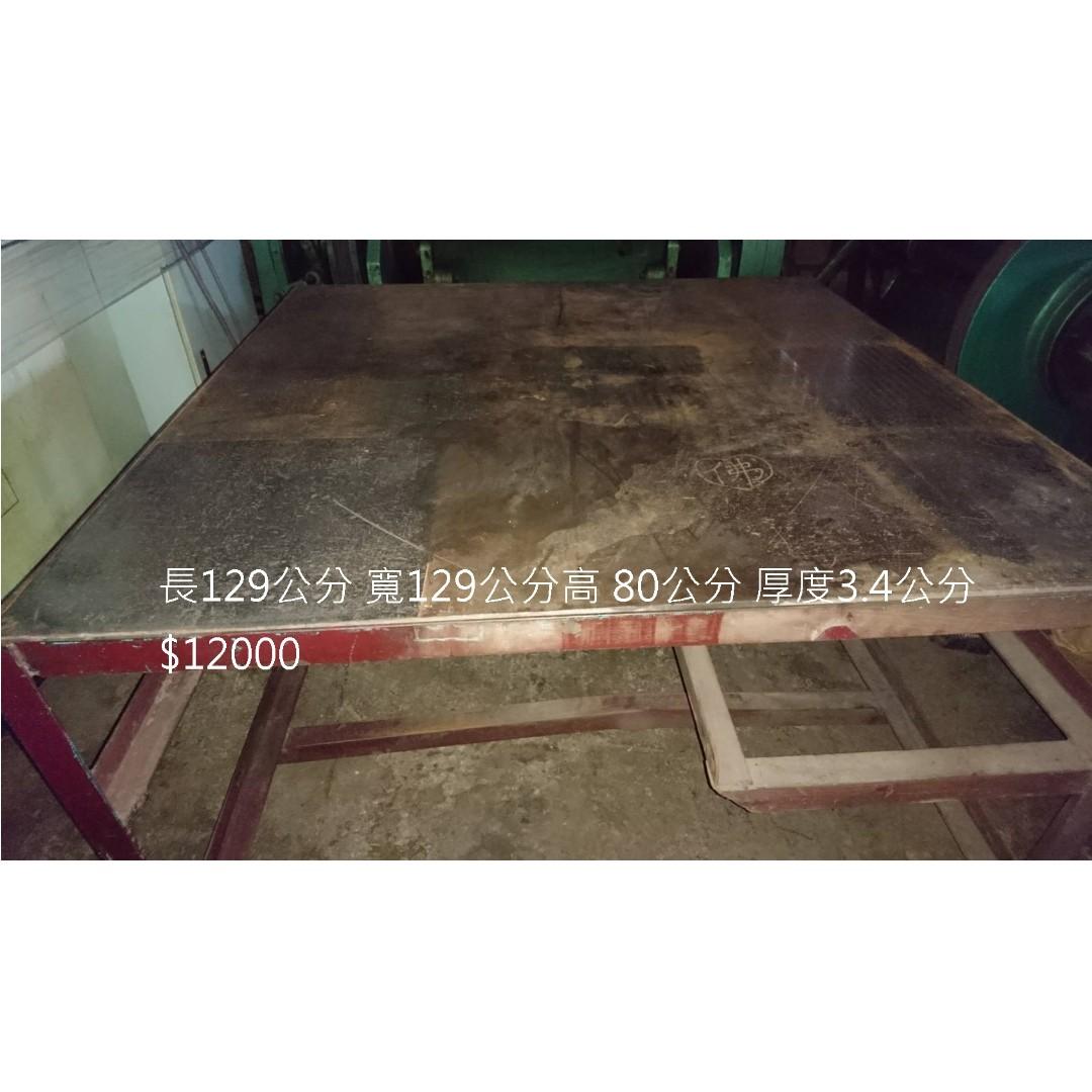 鑄鐵工作平台 工作桌