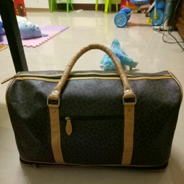 【二手】 超大容量行李袋
