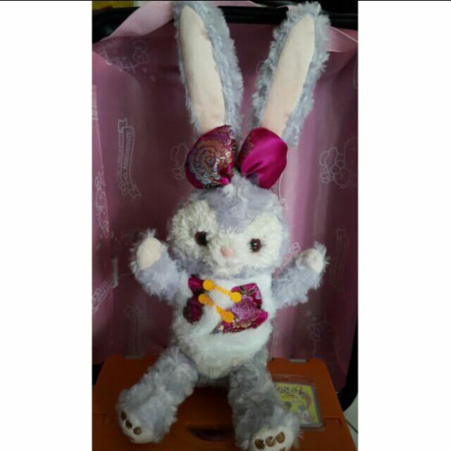 史黛拉兔 Stella 娃娃 公仔 玩偶 中國風 限定版