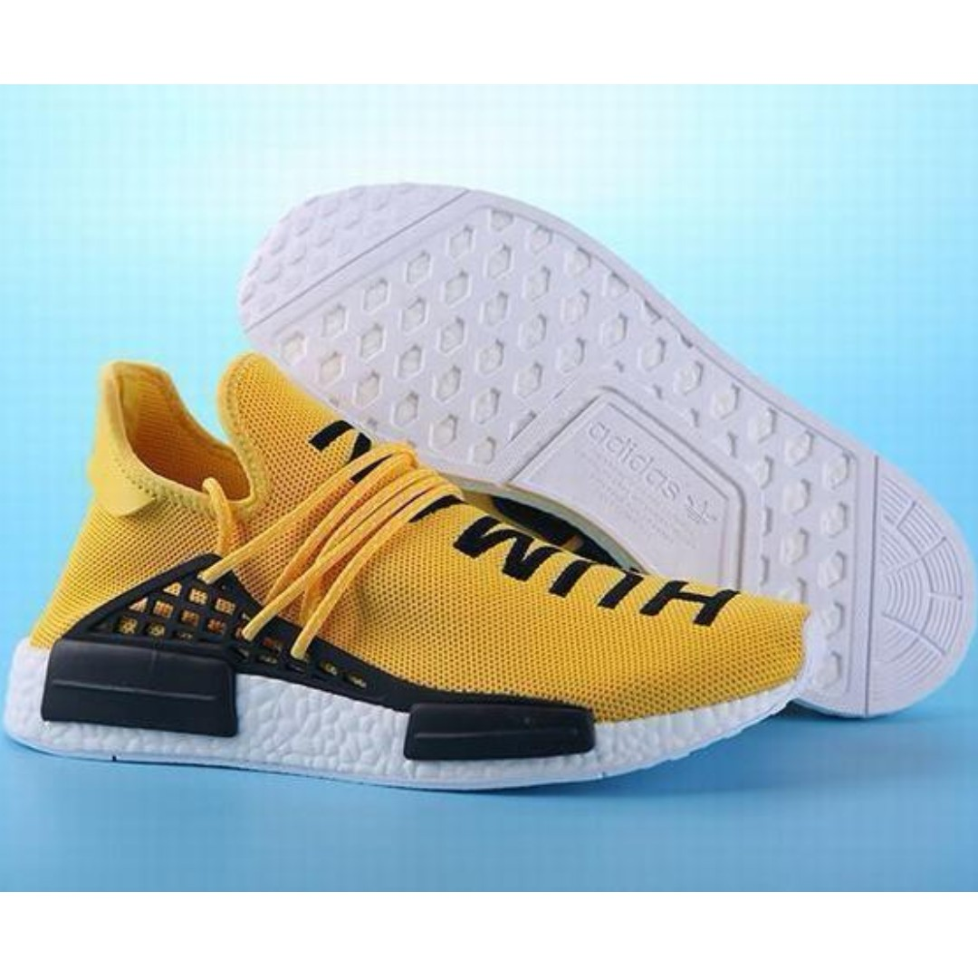 c9efd54797853 Adidas NMD Runner   Human Race   Yellow