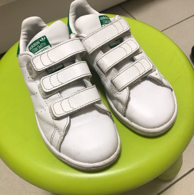 Adidas STAN SMITH 童鞋165