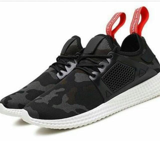 Adidas Ultra Boost Army Import für den Mann, Preloved, Fusyen Pria, Sepatu