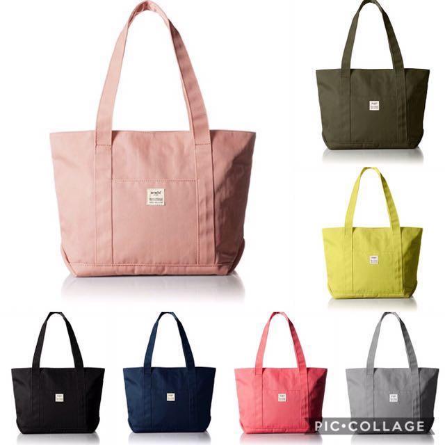 ANELLO Tote Bag