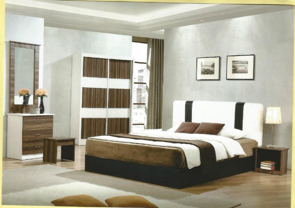 Ansuran Bulanan Murah Set Bilik Tidur Model Tk401 Home Furniture On Carou