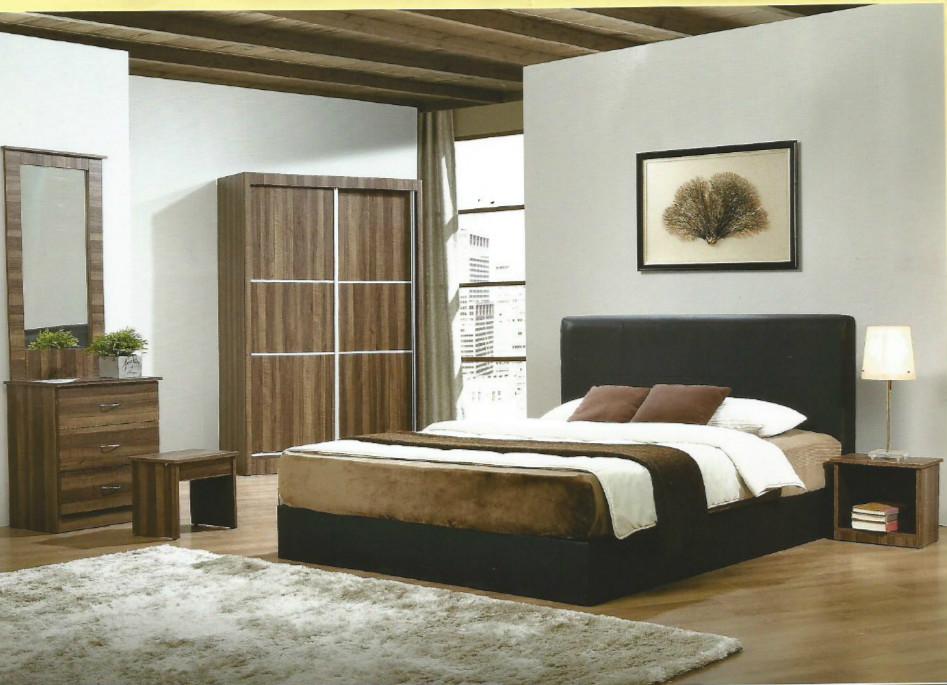 Ansuran Bulanan Murah Set Bilik Tidur Model Tk405 Home Furniture On Carou