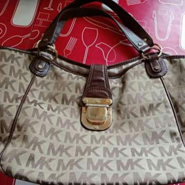 Auth MK bag