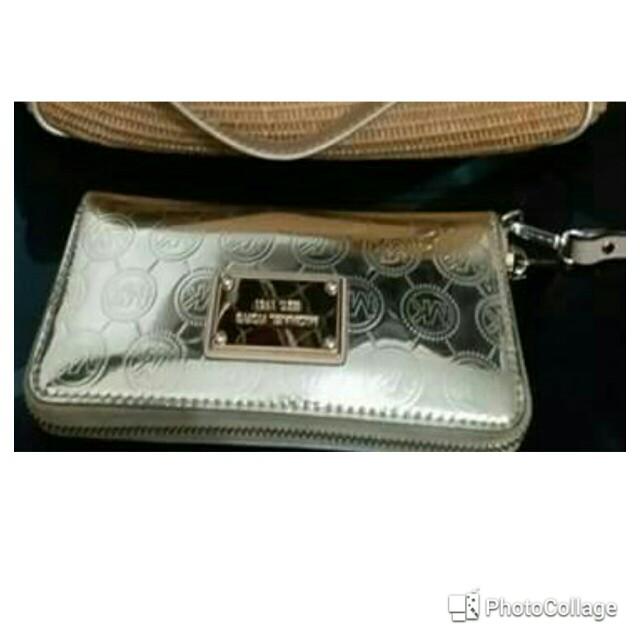 Auth MK long wallet