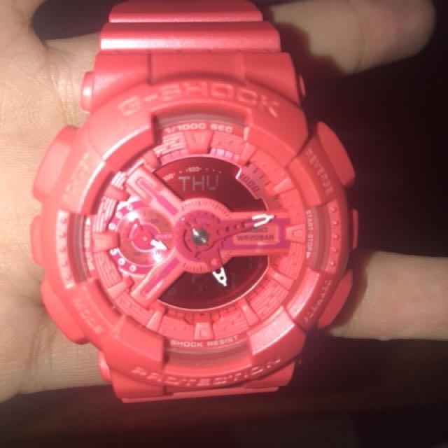 Authentic GShock Watch