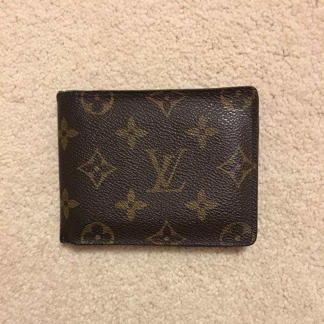 *AUTHENTIC* LV Monogram Multicolore Wallet
