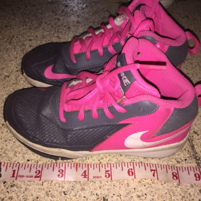 Authentic Nike Hi cut Rubber shoes