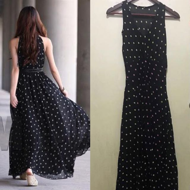 Auth💯Imported Polka Dress