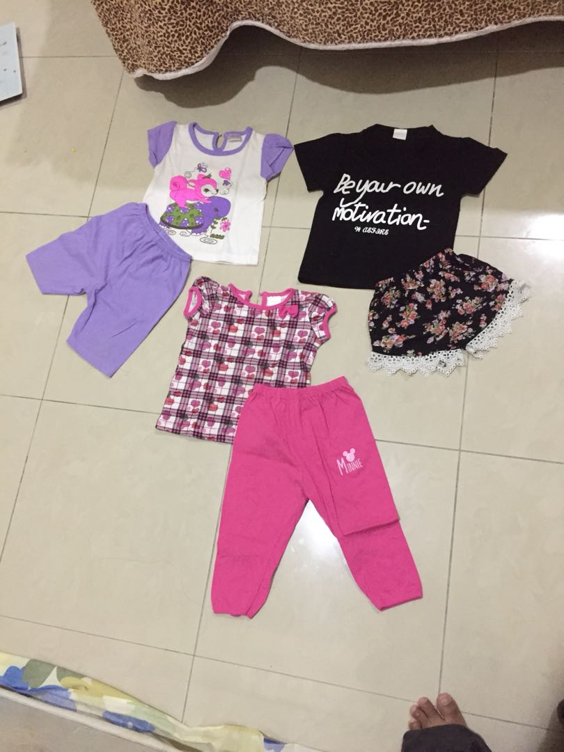 Baby Girl Clothes - 12 to 18 months