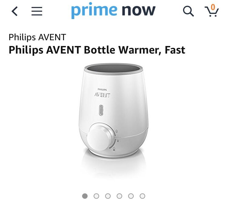 Philips Avent Fast Bottle Warmer Scf355 00 Review The Best Bottle