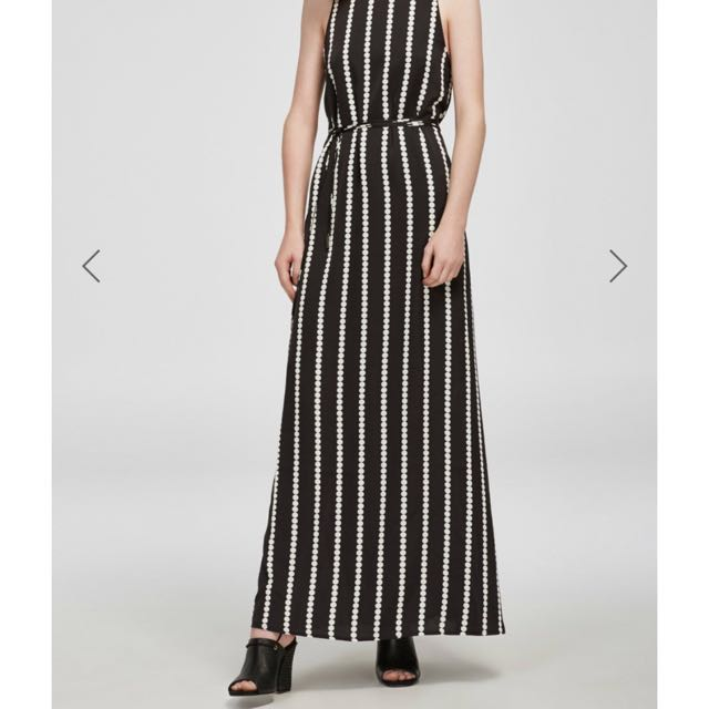 BNKR Finders keepers Windsor maxi dress