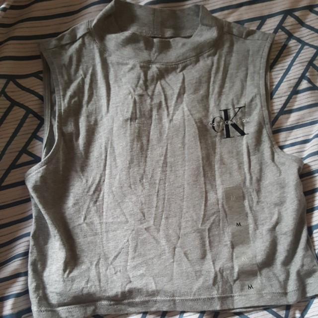 BNWT Authentic Calvin Klein Muscle Tee