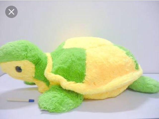 Boneka kura kura giant jumbo