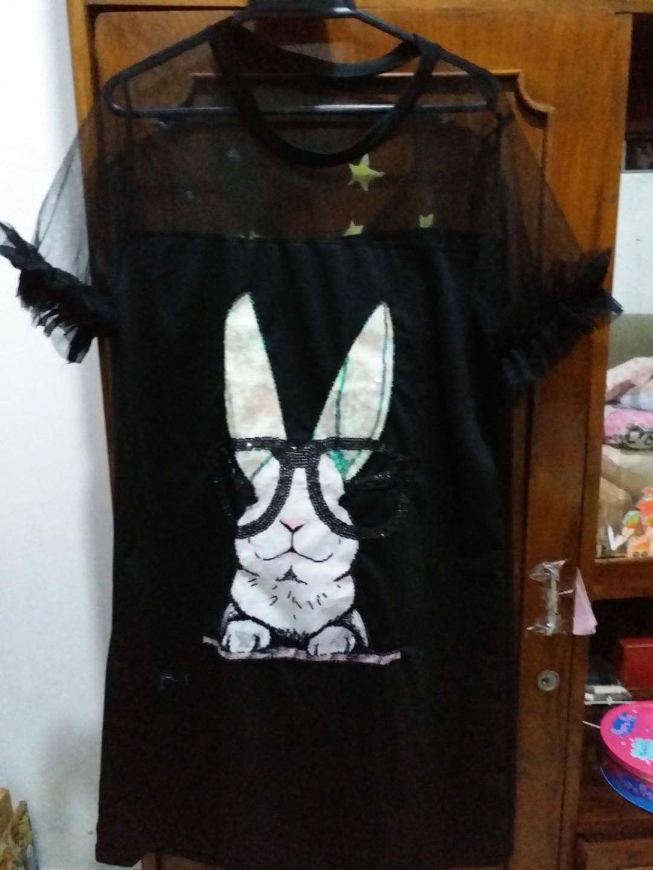 Bunny elegance dress