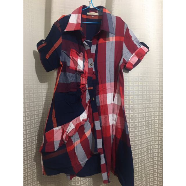 Burberry top dress