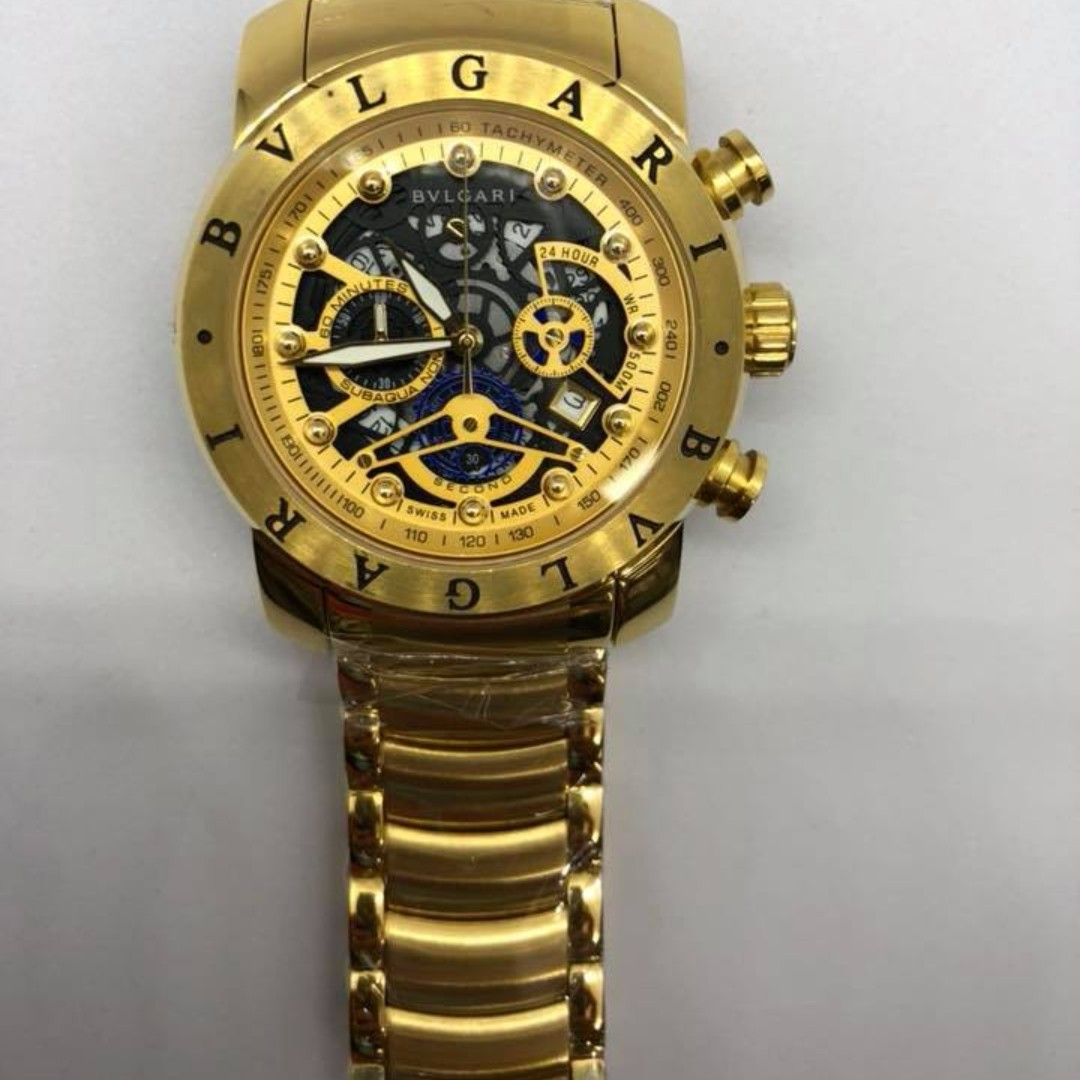 manufacture octoroma automatic e mechanical watch products movement winding with bvlgari roma number us en watches octo photo