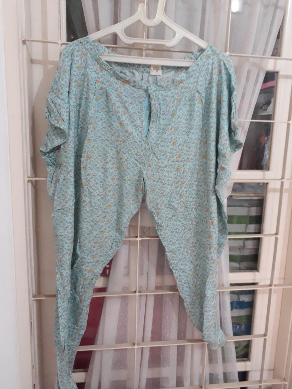 Celana Gaudy, size L, bahan lembut