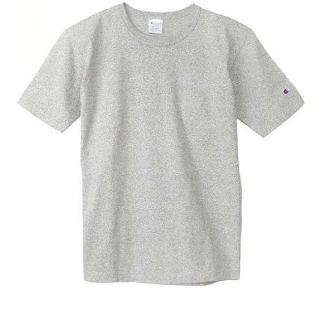 cfd98686 Champion Reverse Weave Heather Grey T-shirt (L size new), Men's Fashion,  Clothes on Carousell