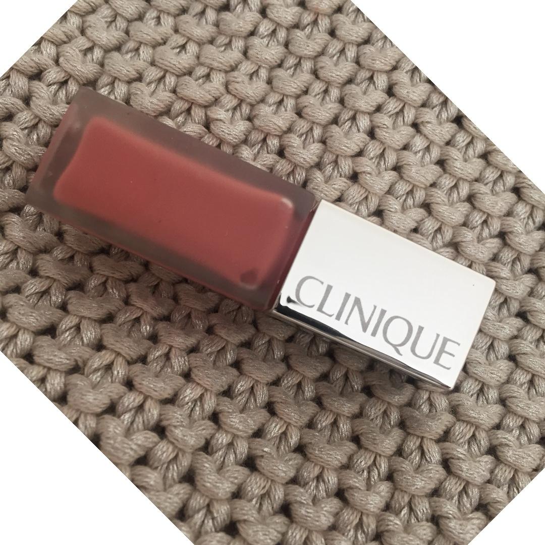 Clinique Pop Liquid Matte Colour - 01 Cake Pop
