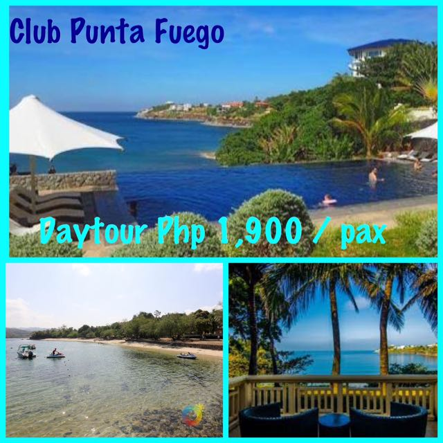 Club Punta Fuego Summer Getaway On Carousell
