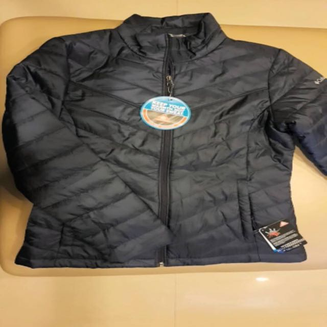 Columbia jacket (women size m)