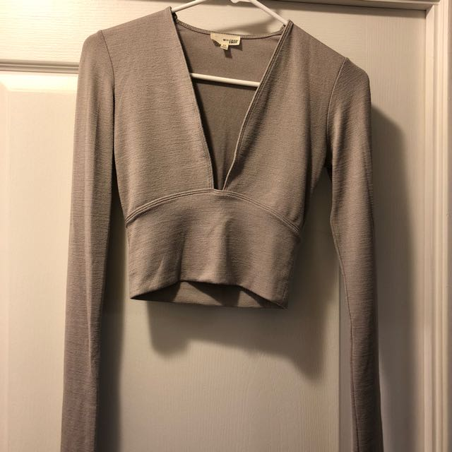 Crop Top Wilfred Free From Aritzia