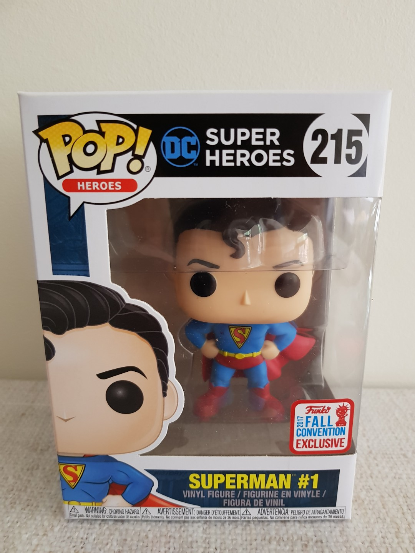 DC: Superman Pop vinyl