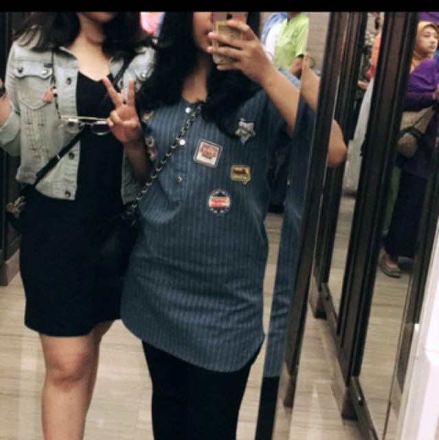 Dress patch