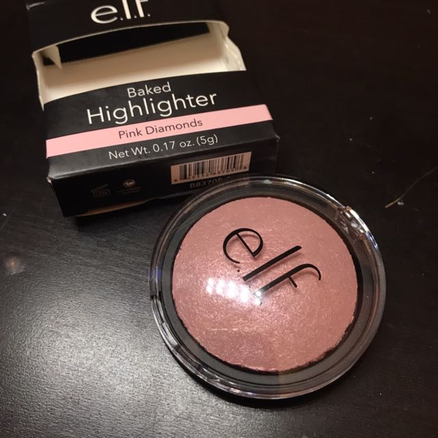 E.L.F Baked Highlighter in Pink Diamonds
