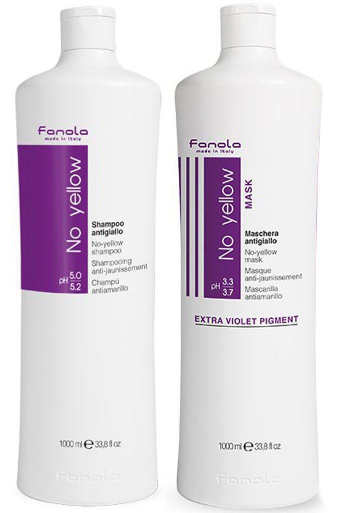 FANOLA NO YELLOW KIT (1000ML)