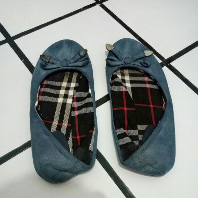 Flatshoes noche blue