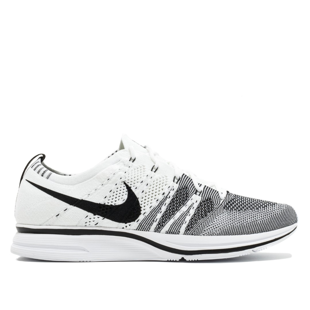 7b44407520fa Flyknit Trainer White Black (2017)