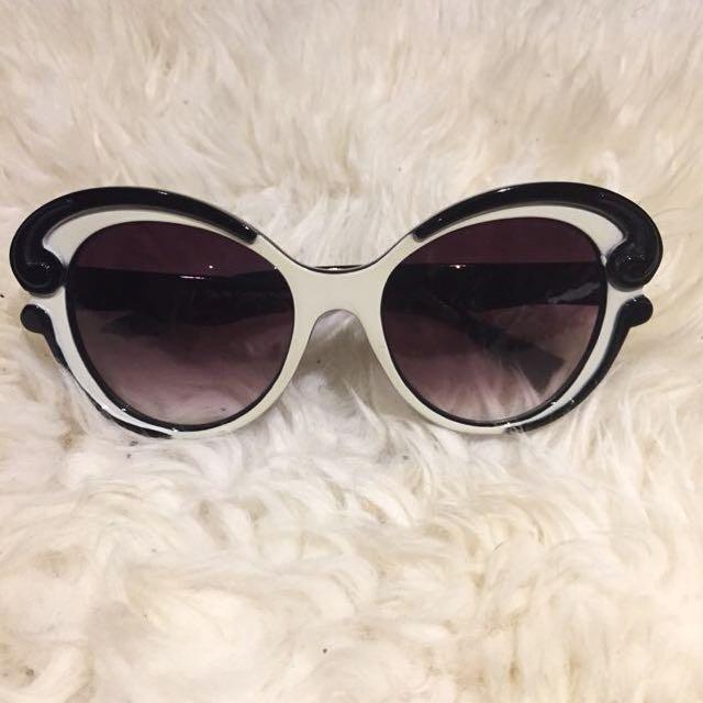 Funky Retro Inspired Sunglasses