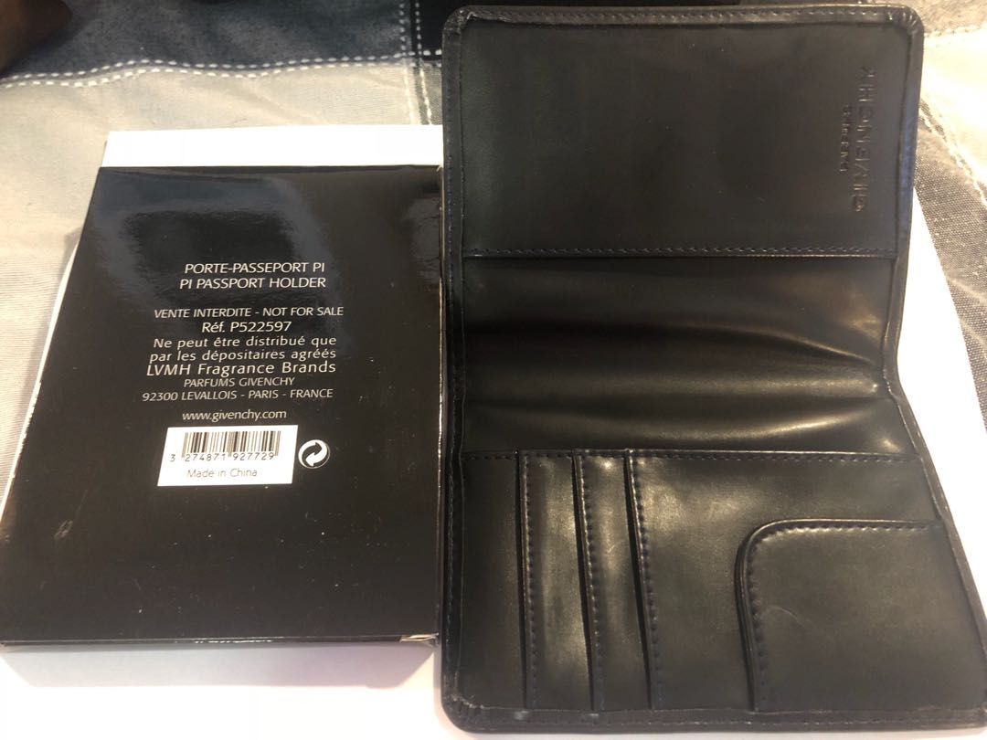 Givenchy passport holder