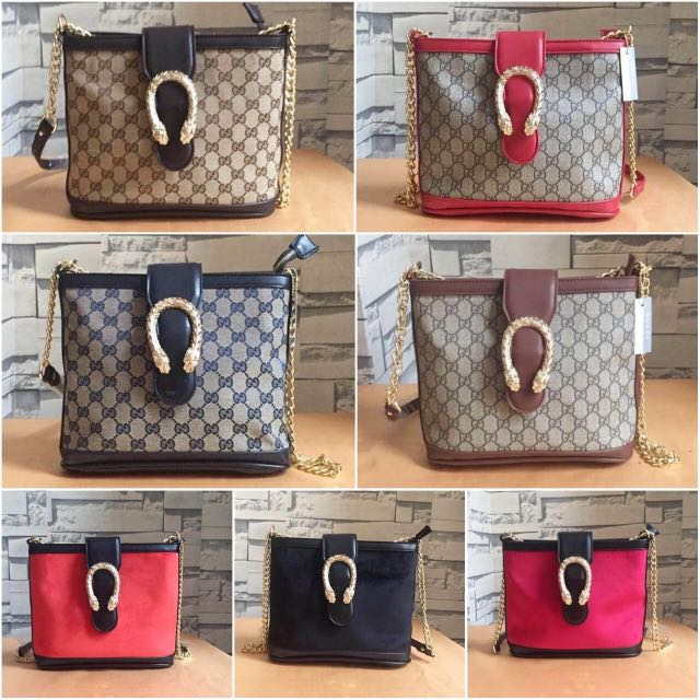Gucci Dyonisius new