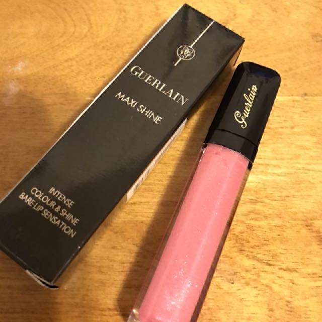 Guerlain kisskiss lipgloss new
