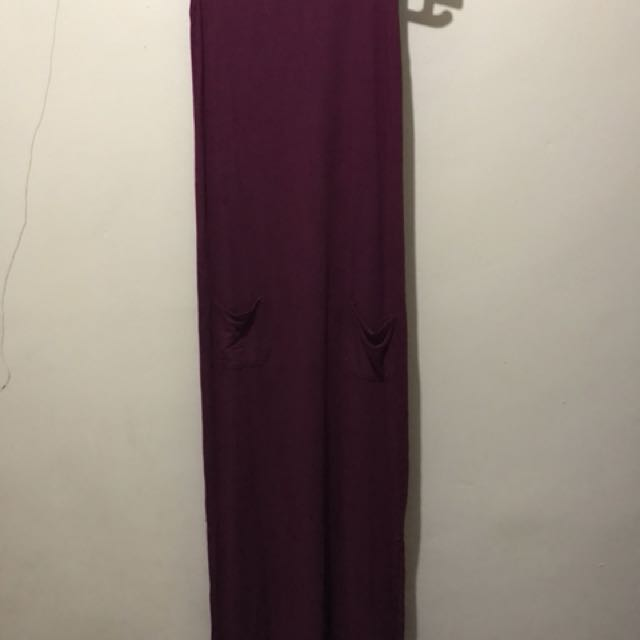 Hardware by Luna Maya long dress