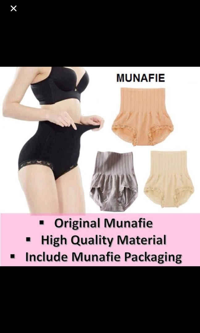 35a34d43b736 Harga Borong Promotion Munafie Panties Clear Stock, Women's Fashion, Clothes,  Others on Carousell