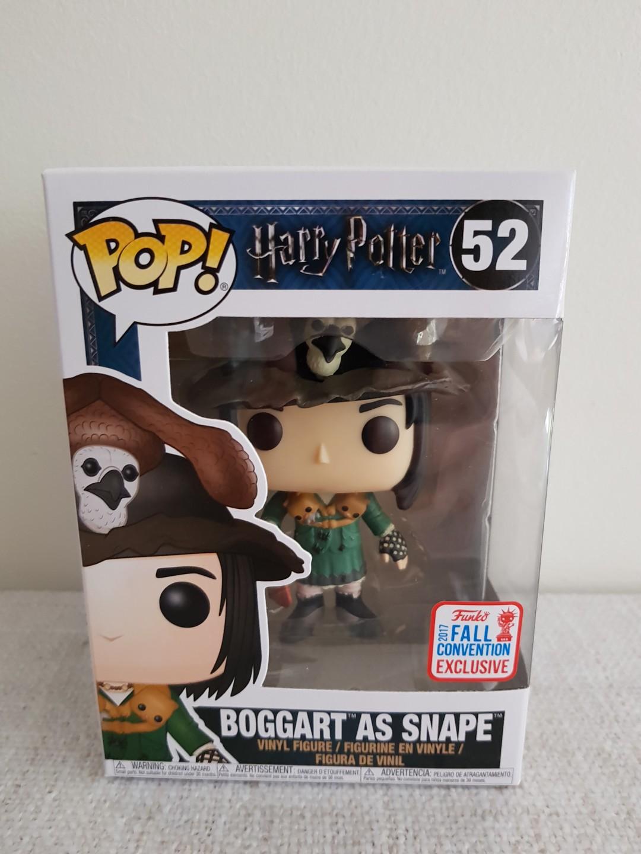 Harry Potter: Snape Boggart Pop vinyl