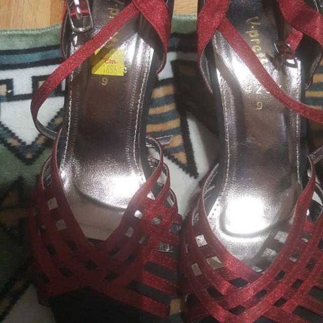 Heels size 9