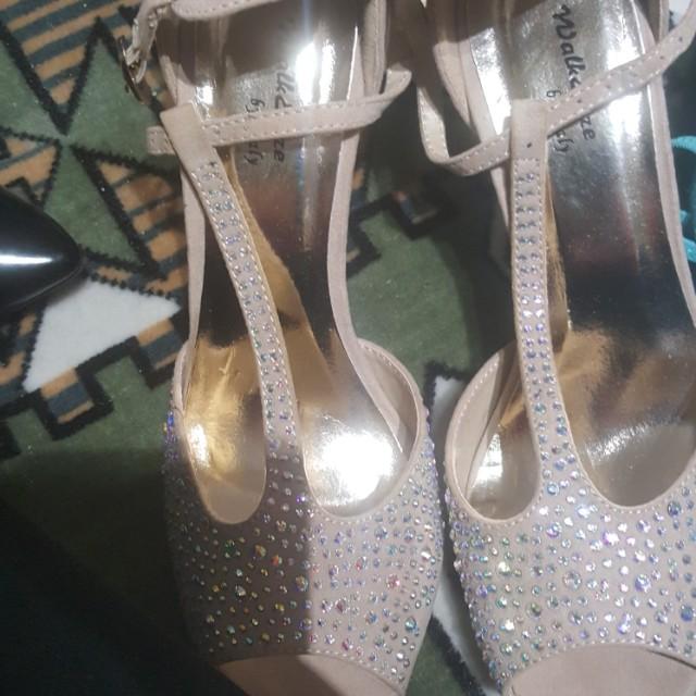 Heels size 9 3 heels for $20