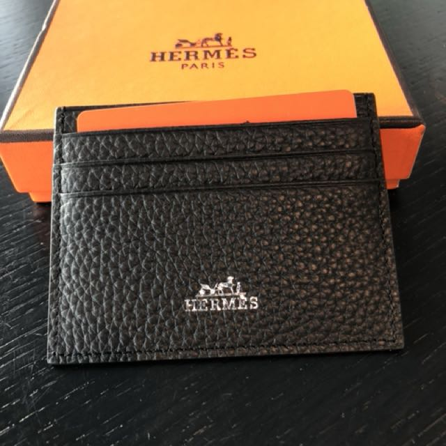 Hermes Small Leather Card Holder
