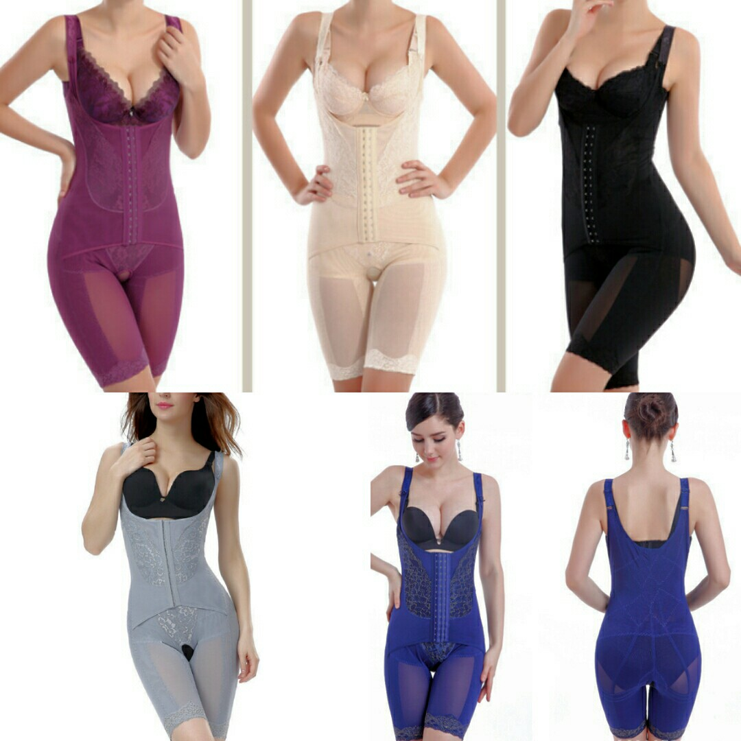 f0518daeed HIGH QUALITY - ULTRASLIM CORSET MAGNETIC THERAPY FULL BODY SHAPEWEAR ...